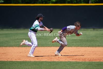 Broughton varsity baseball at Cardinal Gibbons. April 27, 2019. D4S_3432