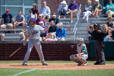 Broughton varsity baseball at Cardinal Gibbons. April 27, 2019. D4S_3308