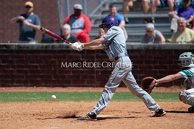Broughton varsity baseball at Cardinal Gibbons. April 27, 2019. D4S_3449
