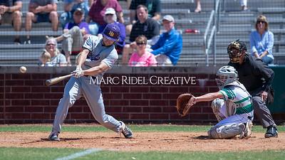Broughton varsity baseball at Cardinal Gibbons. April 27, 2019. D4S_3318