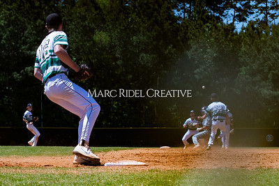 Broughton varsity baseball at Cardinal Gibbons. April 27, 2019. 750_0613