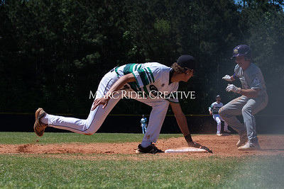 Broughton varsity baseball at Cardinal Gibbons. April 27, 2019. 750_0612