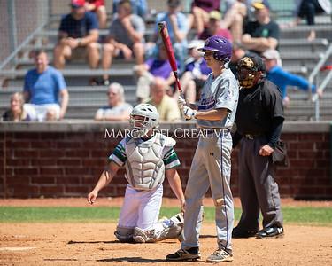 Broughton varsity baseball at Cardinal Gibbons. April 27, 2019. D4S_3447