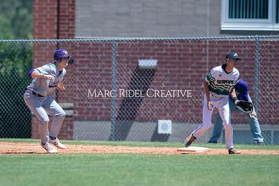 Broughton varsity baseball at Cardinal Gibbons. April 27, 2019. D4S_3331