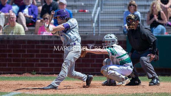 Broughton varsity baseball at Cardinal Gibbons. April 27, 2019. D4S_3334