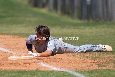 Broughton varsity baseball at Cardinal Gibbons. April 27, 2019. D4S_3439