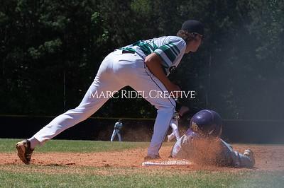 Broughton varsity baseball at Cardinal Gibbons. April 27, 2019. 750_0611
