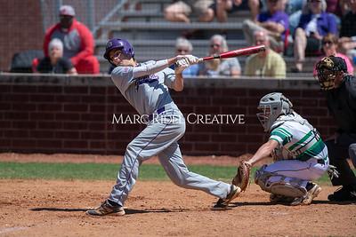 Broughton varsity baseball at Cardinal Gibbons. April 27, 2019. D4S_3375