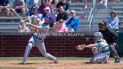 Broughton varsity baseball at Cardinal Gibbons. April 27, 2019. D4S_3319