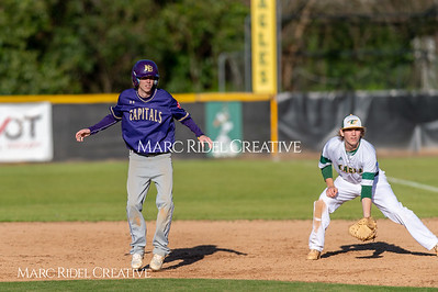 Broughton varsity baseball vs Enloe. March 26, 2019. D4S_5012