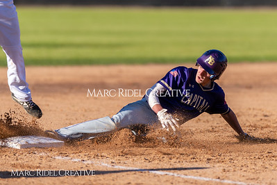 Broughton varsity baseball vs Enloe. March 26, 2019. D4S_4954