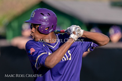 Broughton varsity baseball vs Enloe. March 26, 2019. D4S_4981