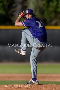 Broughton varsity baseball vs Enloe. March 26, 2019. D4S_5072