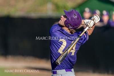 Broughton varsity baseball vs Enloe. March 26, 2019. D4S_5007