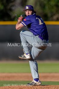 Broughton varsity baseball vs Enloe. March 26, 2019. D4S_5059