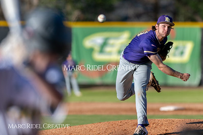 Broughton varsity baseball vs Enloe. March 26, 2019. D4S_5042