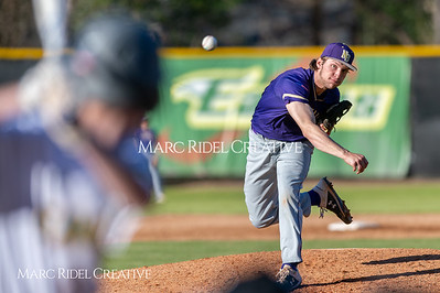 Broughton varsity baseball vs Enloe. March 26, 2019. D4S_5038