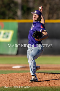 Broughton varsity baseball vs Enloe. March 26, 2019. D4S_5017