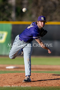 Broughton varsity baseball vs Enloe. March 26, 2019. D4S_5020