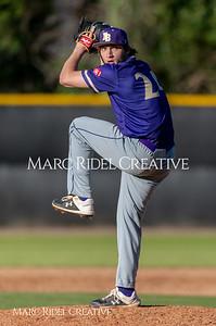 Broughton varsity baseball vs Enloe. March 26, 2019. D4S_5071