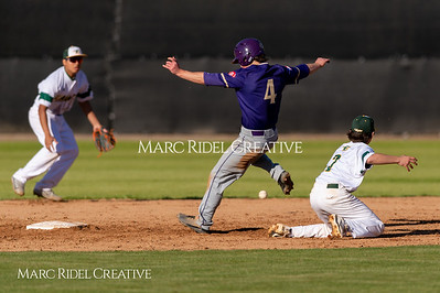 Broughton varsity baseball vs Enloe. March 26, 2019. D4S_4935