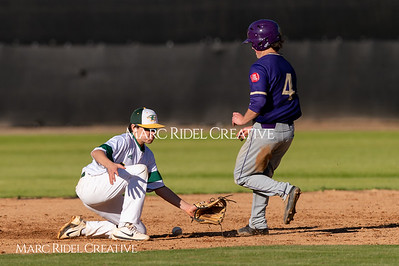 Broughton varsity baseball vs Enloe. March 26, 2019. D4S_4932