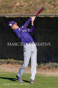 Broughton varsity baseball vs Enloe. March 26, 2019. D4S_4978