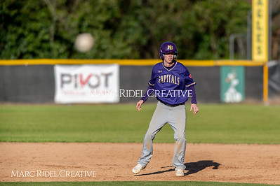 Broughton varsity baseball vs Enloe. March 26, 2019. D4S_5013