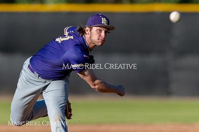 Broughton varsity baseball vs Enloe. March 26, 2019. D4S_5064