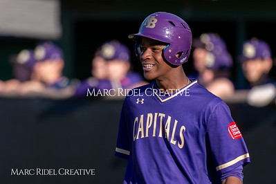 Broughton varsity baseball vs Enloe. March 26, 2019. D4S_4966