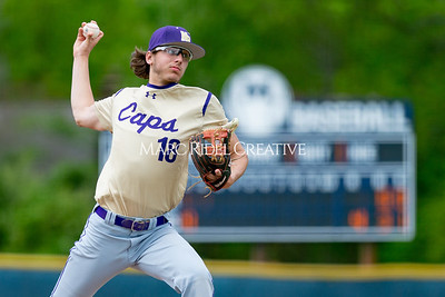 Broughton baseball vs Athens Drive in the Bobby Murray Invitational at Millbrook High School. April 18, 2019. D4S_8531