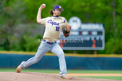 Broughton baseball vs Athens Drive in the Bobby Murray Invitational at Millbrook High School. April 18, 2019. D4S_8537