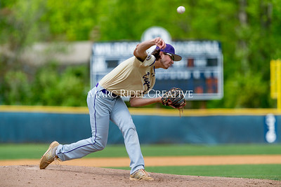 Broughton baseball vs Athens Drive in the Bobby Murray Invitational at Millbrook High School. April 18, 2019. D4S_8522