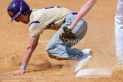 Broughton baseball vs Athens Drive in the Bobby Murray Invitational at Millbrook High School. April 18, 2019. D4S_8495