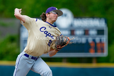 Broughton baseball vs Athens Drive in the Bobby Murray Invitational at Millbrook High School. April 18, 2019. D4S_8527