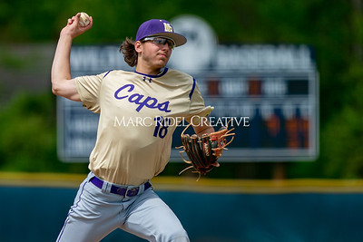 Broughton baseball vs Athens Drive in the Bobby Murray Invitational at Millbrook High School. April 18, 2019. D4S_8514