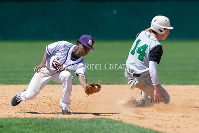 Broughton JV baseball vs Cardinal Gibbons. April 27, 2019. D4S_3067