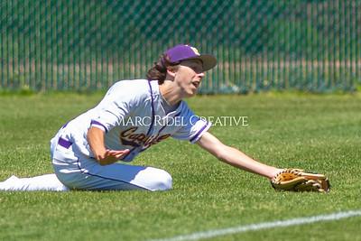 Broughton JV baseball vs Cardinal Gibbons. April 27, 2019. D4S_3147