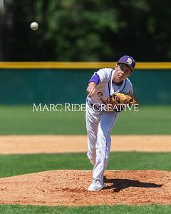 Broughton JV baseball vs Cardinal Gibbons. April 27, 2019. D4S_3122