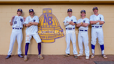 Broughton varsity baseball vs Cardinal Gibbons. April 11, 2019. D4S_6732