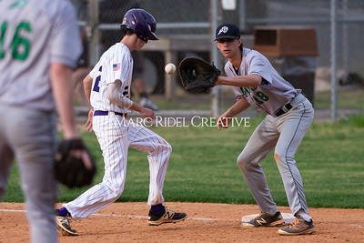 Broughton varsity baseball vs Cardinal Gibbons. April 11, 2019. D4S_6602