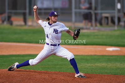 Broughton varsity baseball vs Cardinal Gibbons. April 11, 2019. D4S_6632