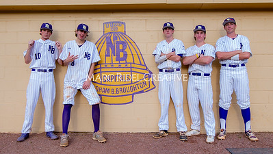 Broughton varsity baseball vs Cardinal Gibbons. April 11, 2019. D4S_6730