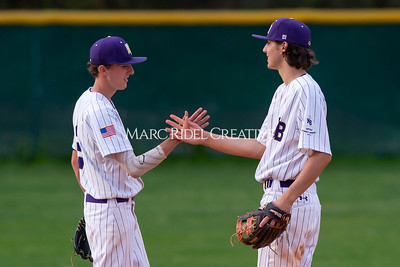 Broughton varsity baseball vs Cardinal Gibbons. April 11, 2019. D4S_6622