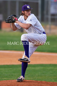Broughton varsity baseball vs Cardinal Gibbons. April 11, 2019. D4S_6630