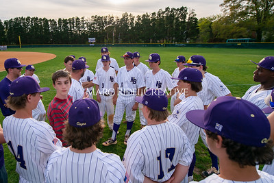 Broughton varsity baseball vs Cardinal Gibbons. April 11, 2019. D4S_6674