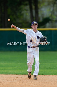 Broughton varsity baseball vs Cardinal Gibbons. April 11, 2019. D4S_6520