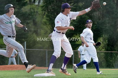Broughton varsity baseball vs Cardinal Gibbons. April 11, 2019. MRC_6325