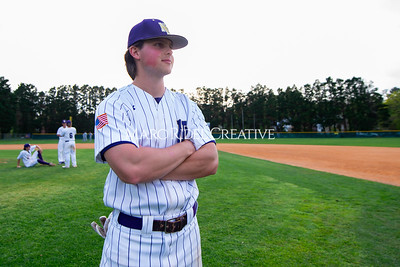 Broughton varsity baseball vs Cardinal Gibbons. April 11, 2019. D4S_6725
