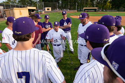 Broughton varsity baseball vs Cardinal Gibbons. April 11, 2019. D4S_6704